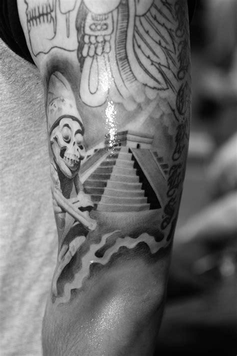 Aztec Tattoos Design Ideas For Men and Women | Aztec