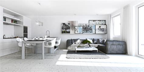 how to do interior designing at home white studio apartments