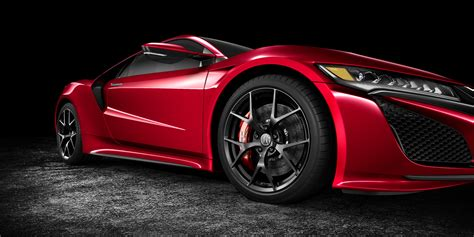 about the nsx david mcdavid acura of plano