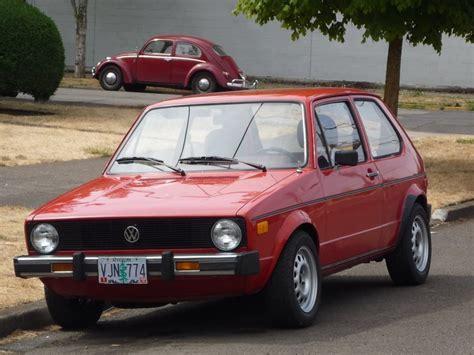 Curbside Classic 1975 Vw Golf Mk1 Rabbit The Most