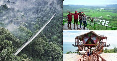 tempat wisata indah  keren  sukabumi