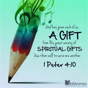 Gifts From God Bible Verses
