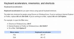 11 places to find keyboard shortcuts and cheat sheets With google documents shortcuts