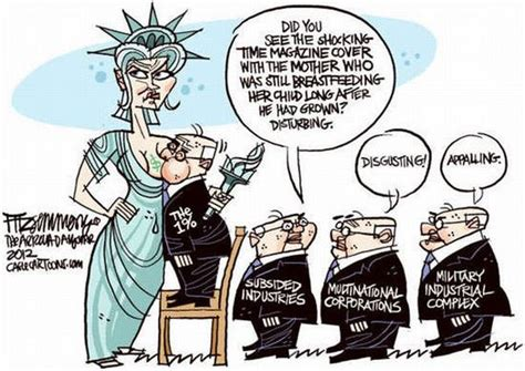 Best Political Cartoons Of 2012