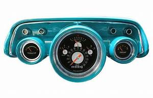 Classic Instruments 57 Chevy Car Package Gauge Panel Cluster Dash  Authentic