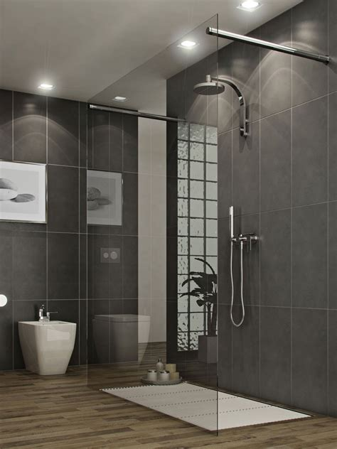Modern Large Bathroom Ideas by Shower Bathroom Ideas For Your Modern Home Design Amaza
