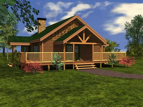 Images Of Model Homes Interiors - log homes from 1 250 to 1 500 sq ft custom timber log homes