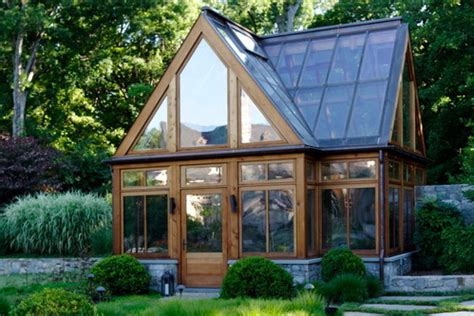 8 Gorgeous Greenhouses That Have Us Wanting To Become