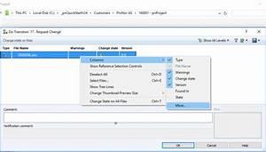 Tip: SOLIDWORKS PDM Professional Kolonner i «Transition ...