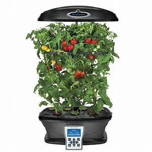 Review aerogarden ultra and ultra led hydroponic gardens for Aero garden com