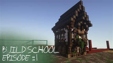 minecraft tutorials build school episode   importance  planning youtube