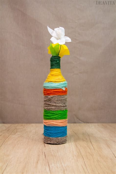 easy diy vase ideas    decorate  paint