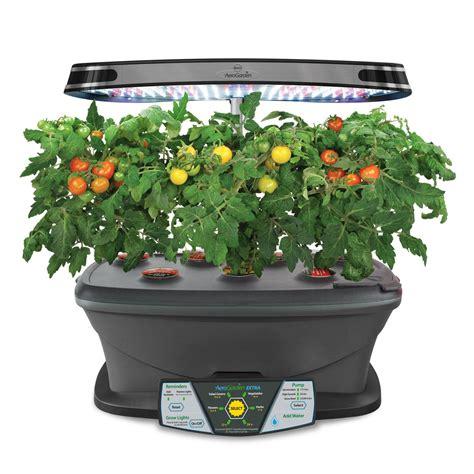 Indoor Herb Garden Kit Grow Box Led Grow Lights Gourmet