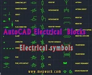 Download Autocad Electrical Symbols Blocks Free Dwg
