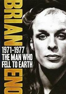 DVD Review: Brian Eno 1971-1977: The Man Who Fell to Earth