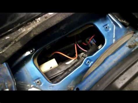 car leak   rains     fix