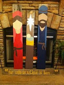 Outdoor nativity Nativity and Outdoor nativity scene on