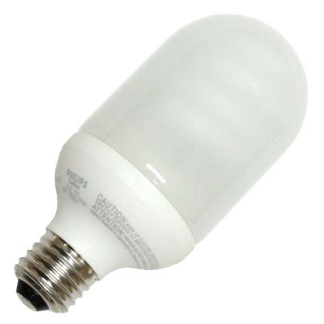 outdoor l post bulbs philips 407783 el o 14 bullet base compact