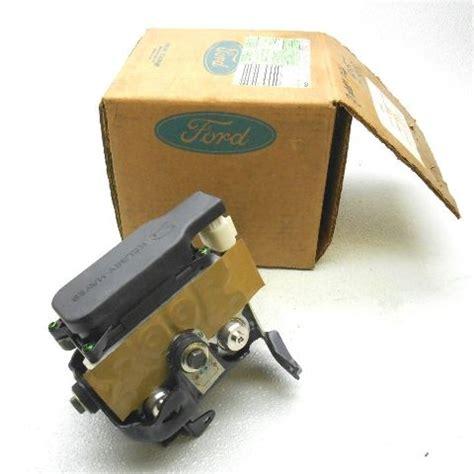 repair anti lock braking 1987 ford escort transmission control new oem ford abs anti lock brake pump module 1997 2003 ford escort tracer alpha automotive