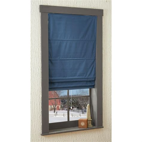 Green Mountain Insulated Cordless Roman Shade 112122