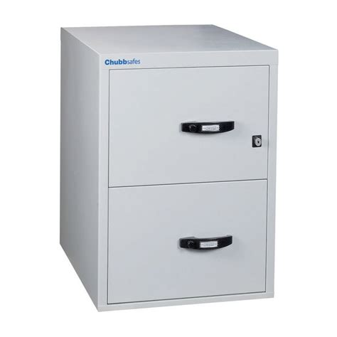 Safe File Cabinet 2 Drawer by Chubb Profile Filing Cabinet Fireproof Safe All