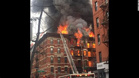 Explosion Rocks New York City; Building Collapses Ed Ruscha Some Los Angeles Apartments Good Apartment Animals How To Insulate Wizards Of Waverly Place The Park Hyatt Chennai Application For Renting An Darcey Staten Island Chelsea Tower Hotel Dubai