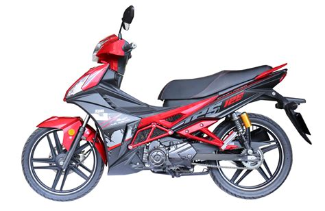 Sym Image by 2018 Sym Sport Rider 125i In New Colours Rm5 542