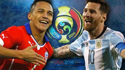 Aquí puedes encontrar todos los resultados copa américa centenario usa 2016 en vivo y en directo. PES 2016 PARTIDO SIMULACIÓN   Final Copa America 2016 ...