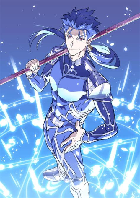 cu chulainn fate stay night tumblr
