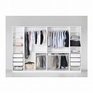 Kleiderschrank 3 Meter : pax kleiderschrank wei ikea pax pax wardrobe and soft closing hinges ~ Indierocktalk.com Haus und Dekorationen