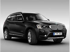 2016 BMW X3 release date, interior, price, mpg, colors, msrp