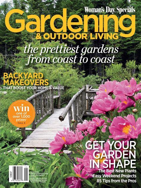 Garden Magazine by Gardening Outdoor Living Magazine Digital