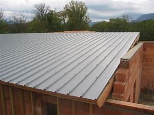 Toiture Bac Acier Prix : bac acier toiture ~ Premium-room.com Idées de Décoration