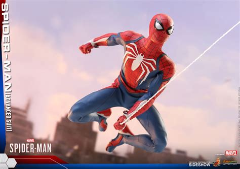 This Marvels Spider Man Figure From The Ps4 Game Looks