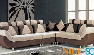 Brown Leather Sofa Living Room Ideas Image