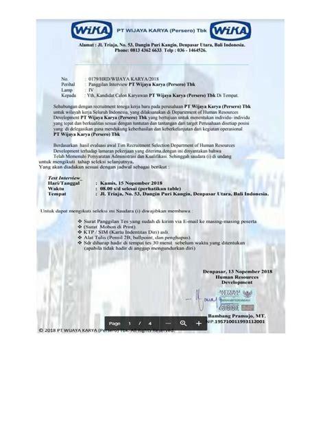 Temukan lowongan kerja loker 2021. Pt Wijaya Karya Indopart Penipuan : Review Penipuan Lowongan Kerja Mengatasnamakan Pt Epson ...