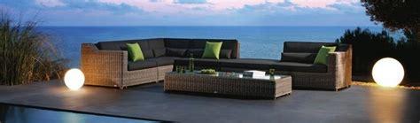 salon de terrasse une collection unique de salon de terasse en r 233 sine votremobilier
