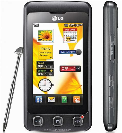 Lg Mobile Kp500 by Lg Kp500 Cookie Pictures Official Photos