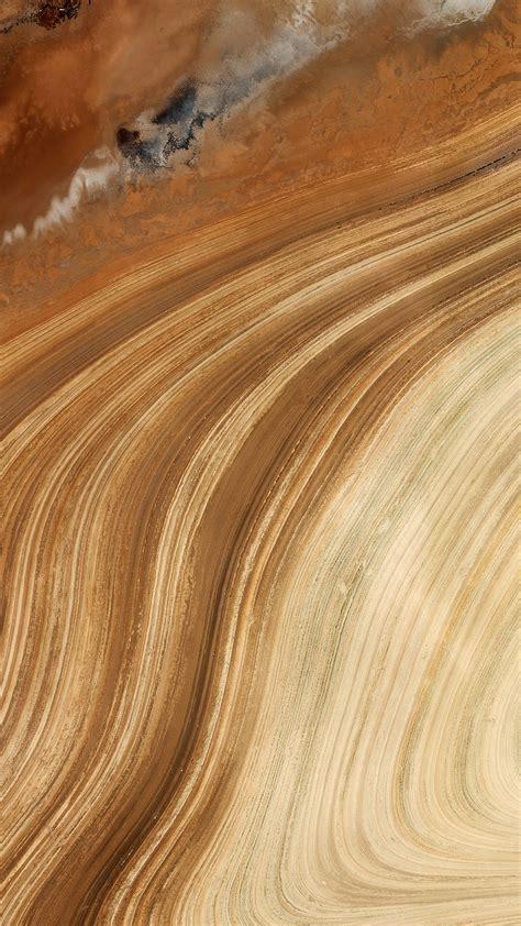 av earthview land orange golden curve nature wallpaper