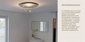 Leuchten Für Schlafzimmer : schlafzimmerleuchten designer lampen leuchten online ~ Lizthompson.info Haus und Dekorationen