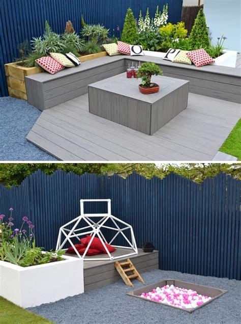 garden deck ideas garden decking designs a few of our favourites