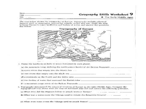 worksheet map scale worksheets worksheet fun worksheet