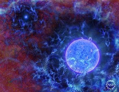 Stars Bang Universe Space Born Earliest Edges