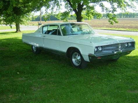 1968 Chrysler New Yorker For Sale by 1968 Chrysler New Yorker Two Door Hardtop For Sale