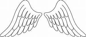 Free Vector Angel Wings - Cliparts.co