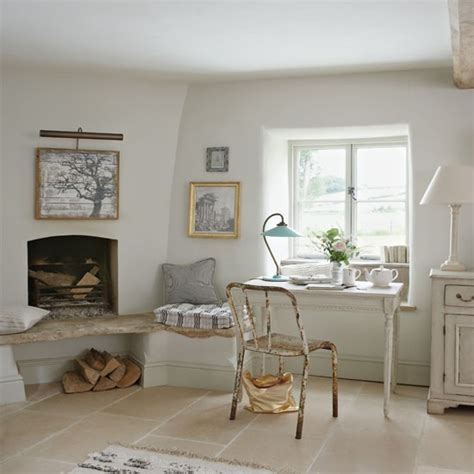 shabby chic home office furniture aged iron furniture shabby chic decorating ideas 20 gorgeous schemes housetohome co uk