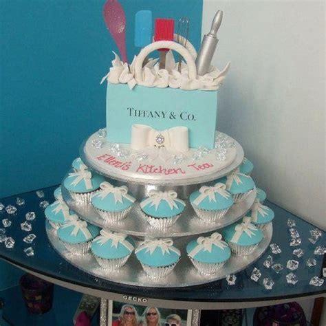 kitchen tea cake ideas tiffany cake kitchen tea party ideas pinterest