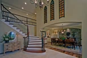 decorating ideas for your two story foyer - New Homes Interior Design Ideas
