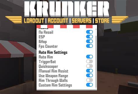 krunkerio aimbot hack esp wall hack krunkerio guide