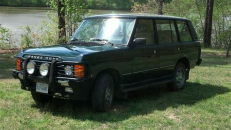 books on how cars work 1994 land rover defender user handbook buy used 1994 land rover range rover county lwb needs transmission work in powhatan virginia
